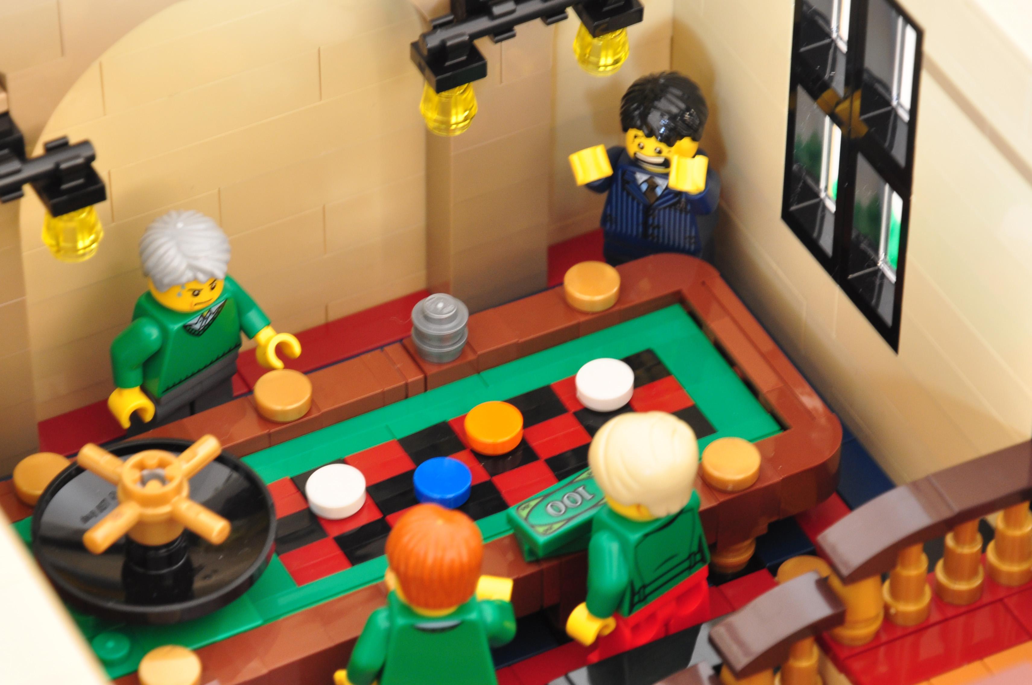 Lego 174 Moc Modular Casino